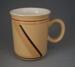 Mug - Abstract; Crown Lynn Potteries Limited; 1984-1989; 2009.1.528