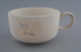 Cup - bisque; Crown Lynn Potteries Limited; 1972-1989; 2009.1.331