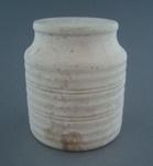 Plaster model - spice jar; Luke Adams Pottery Limited; 1972-1975; 2009.1.1350