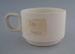 Cup - bisque; Crown Lynn Potteries Limited; 1973-1989; 2009.1.332