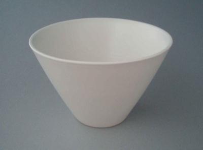 Bowl - hand thrown; Crown Lynn Potteries Limited; 1948-1960; 2008.1.368