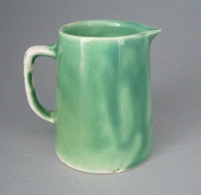 Jug - trial; Crown Lynn Potteries Limited; 1960-1989; 2008.1.856