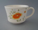 Cup - Springflower pattern; Crown Lynn Potteries Limited; 1981-1989; 2009.1.629