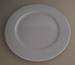 Dinner plate; Crown Lynn Potteries Limited; 1988-1989; 2008.1.1793