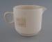 Jug - bisque; Crown Lynn Potteries Limited; 1973-1989; 2009.1.328