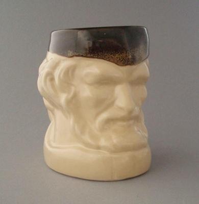 Water jug - The McCallum; Crown Lynn Potteries Limited; 1970-1989; 2008.1.610