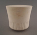 Plaster model - cup; Crown Lynn Potteries Limited; 1984-1989; 2009.1.1399