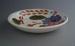 Soup bowl - Fleurette pattern; Crown Lynn Potteries Limited; 1959-1979; 2008.1.2600
