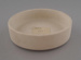 Ashtray - bisque; Crown Lynn Potteries Limited; 1978-1989; 2009.1.1140