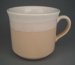 Cup - banded; Crown Lynn Potteries Limited; 1984-1989; 2008.1.1730