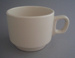 Cup; Crown Lynn Potteries Limited; 1973-1989; 2009.1.51