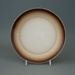 Luncheon plate - trial; Crown Lynn Potteries Limited; 1982-1983; 2008.1.122