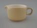 Cream jug - Colour glaze; Crown Lynn Potteries Limited; 1973-1989; 2008.1.2647