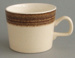Cup - Landscape pattern; Crown Lynn Potteries Limited; 1977-1984; 2008.1.16