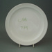 Dinner plate - trial; Crown Lynn Potteries Limited; 1960-1989; 2008.1.110