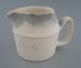 Jug - bisque; Crown Lynn Potteries Limited; 1983-1989; 2009.1.388