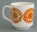 Cup - Trinidad pattern; Crown Lynn Potteries Limited; 1967-1971; 2008.1.91