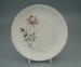 Luncheon plate - Sonata pattern; Crown Lynn Potteries Limited; 1965-1975; 2008.1.94