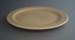 Bread and butter plate; Crown Lynn Potteries Limited; 1980-1989; 2008.1.2760