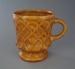 Mug; Crown Lynn Potteries Limited; 1976-1985; 2008.1.2422