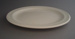 Bread and butter plate; Crown Lynn Potteries Limited; 1980-1989; 2008.1.2759
