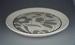 Dinner plate - Bora Bora pattern; Crown Lynn Potteries Limited; 1971-1985; 2008.1.1711