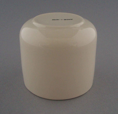 Cup; Crown Lynn Technical Ceramics Limited; 1980-1989; 2008.1.1505