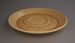 Saucer - banded; Crown Lynn Potteries Limited; 1978-1989; 2008.1.2382