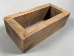 Brick mould; 1910s; 2015.33.2
