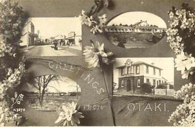 Otaki Postcard; 2006.300.01