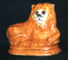Lion figurine, 1999.46