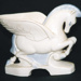 Wade Pegasus Horse, Wade Pottery Ltd (estab. 1886, closed 1972), Circa 1942, 1999.8