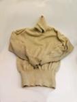 Axed cream jumper; SGHT.2013.41