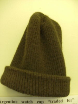 Argebtine Woolly Hat; SGHT.2002.5.343