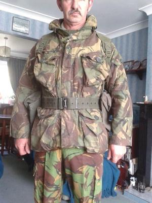 DPM Arctic Windproof Smock ; Shirt Man's Combat; SGHT.2013.4