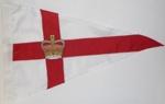 Royal Yacht Squadron burgee; SGHT.2009.12