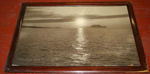 Large framed photograph; SGHT.1992.1.135