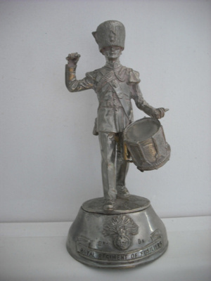 Silver Drummer; SGHT.2010.27