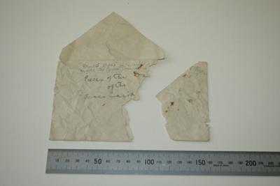 Envelope; SGHT.1997.6.262.2