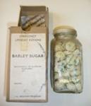 Lifeboat ration barley sugars; Buchanan's; SGHT.1995.4.163.3