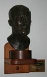 Bust of Duncan Carse. ; Jon Edgar; 2005; SGHT.2009.5