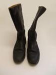 Black Royal Navy Sea Boots; SGHT.2013.24