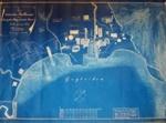 Blueprint plan of Grytviken Whaling Station; Hans Wold; 1911; SGHT.2012.20