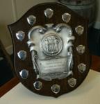 Shield/trophy; Alex. Kirkwood & Son; c.1958; SGHT.1995.1.173