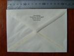 5 envelopes ; SGHT.2011.31