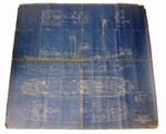 Blueprint of Petrel; Hvslfanger Dampskib; 23/05/1928; SGHT.2013.13
