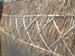 Wall Thatch Finish, EHHTM-002