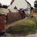 REPAIR OF WALL STAR COTTAGE  Thatch Thatched Wall repair, EHHTM-01-WA-08