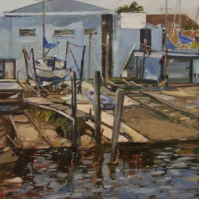 Slipway - Milford; Russell Hollings; 2007