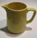 Jug; Temuka Pottery; 2009.2.1